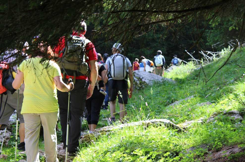 Camminate in montagna ad Asiago 7 comuni